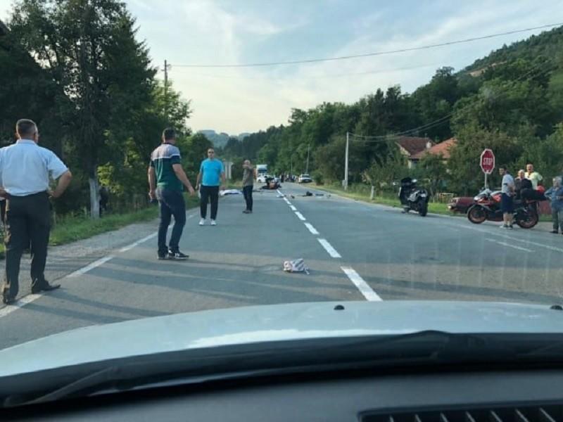 Saobraćajna nesreća na putu Berane — Ribarevine, poginula jedna osoba