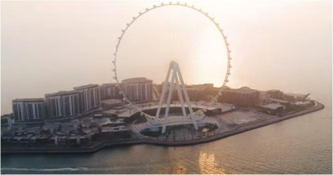 U Dubaiju uskoro najveći panoramski točak na svijetu