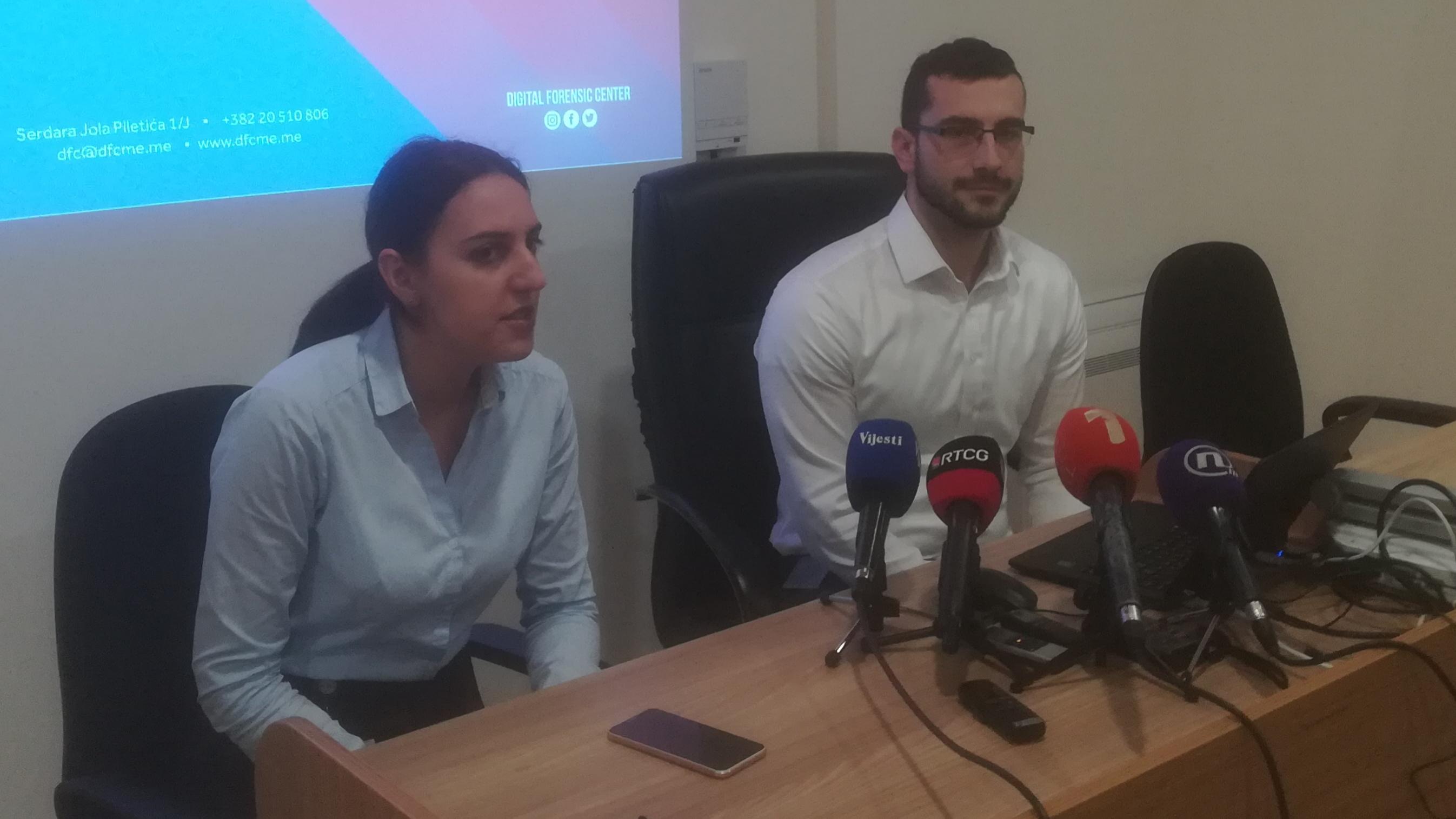 Jovanović: Kampanja protiv Crne Gore dolazi iz Rusije i Srbije