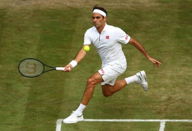 Federer upisao 350. pobjedu na Grend slemovima