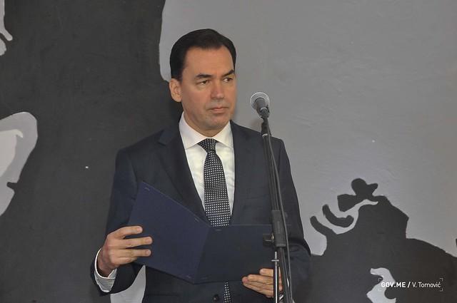 Pažin: Crna Gora nema vrjednijeg resursa od mladih ljudi