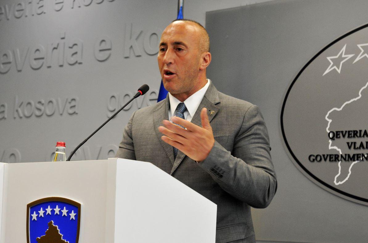 Haradinaj: Takse će biti ukinute samo priznavanjem Kosova