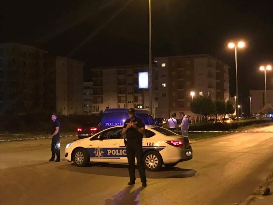 Podgorica: Pucnjava na Zabjelu