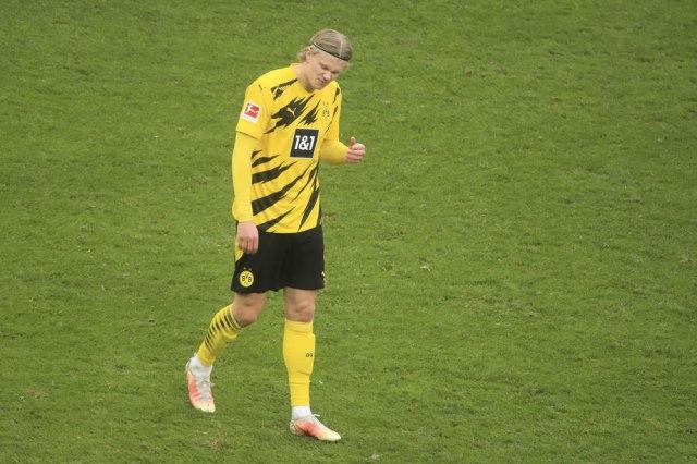 Haland najbrži u istoriji Bundeslige