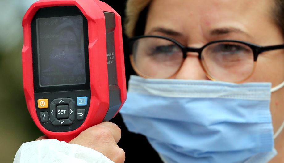 U Bosni i Hercegovini 327 novozaraženih, šest osoba preminulo