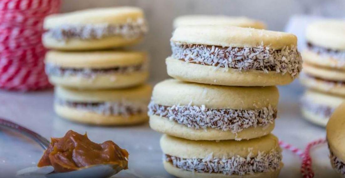 Alfajores - argentinski kolačići
