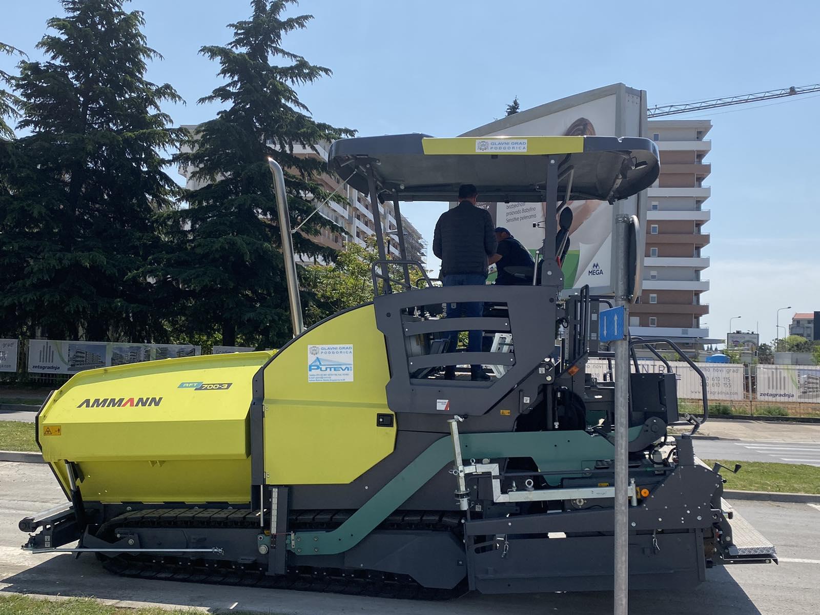 Putevi: Nastavljaju se ulaganja u nabavku novih mašina i modernizaciju opreme