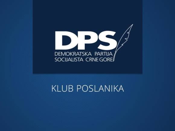 DPS: Zakonom bi od vječnih gubitnika da načine pobjednike