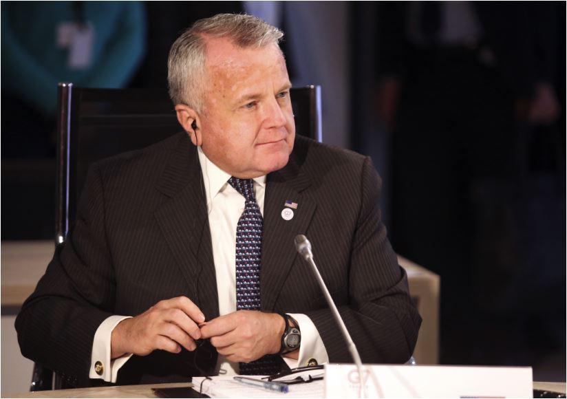 Saliven novi ambasador SAD u Rusiji