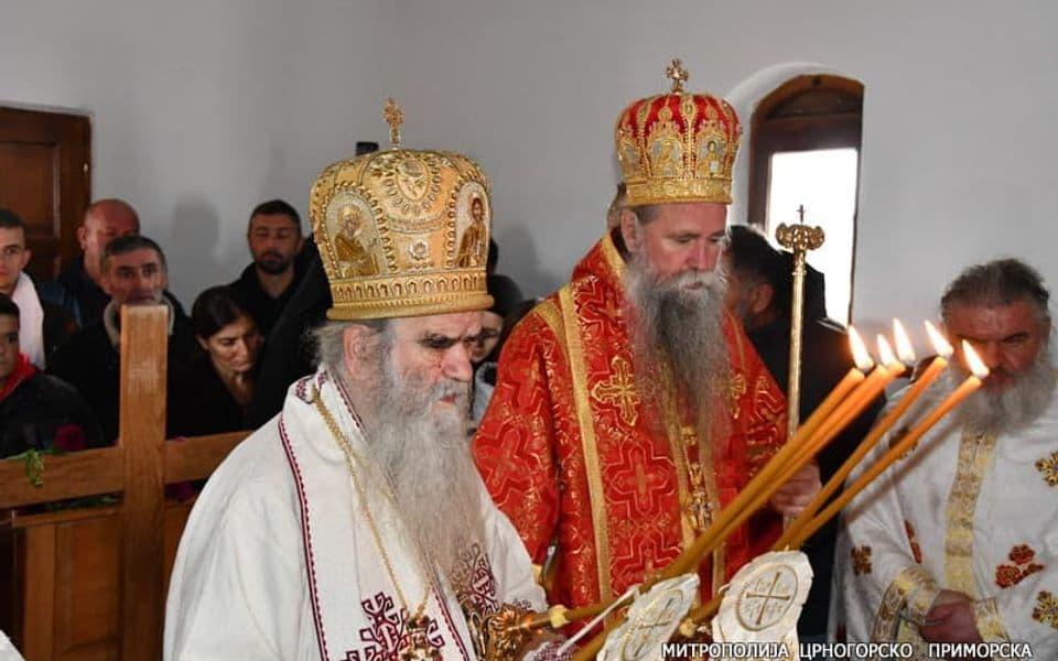 Amfilohije: Vraćamo se Kosovu, prolazi vrijeme onih koji su se odrekli kneza Lazara