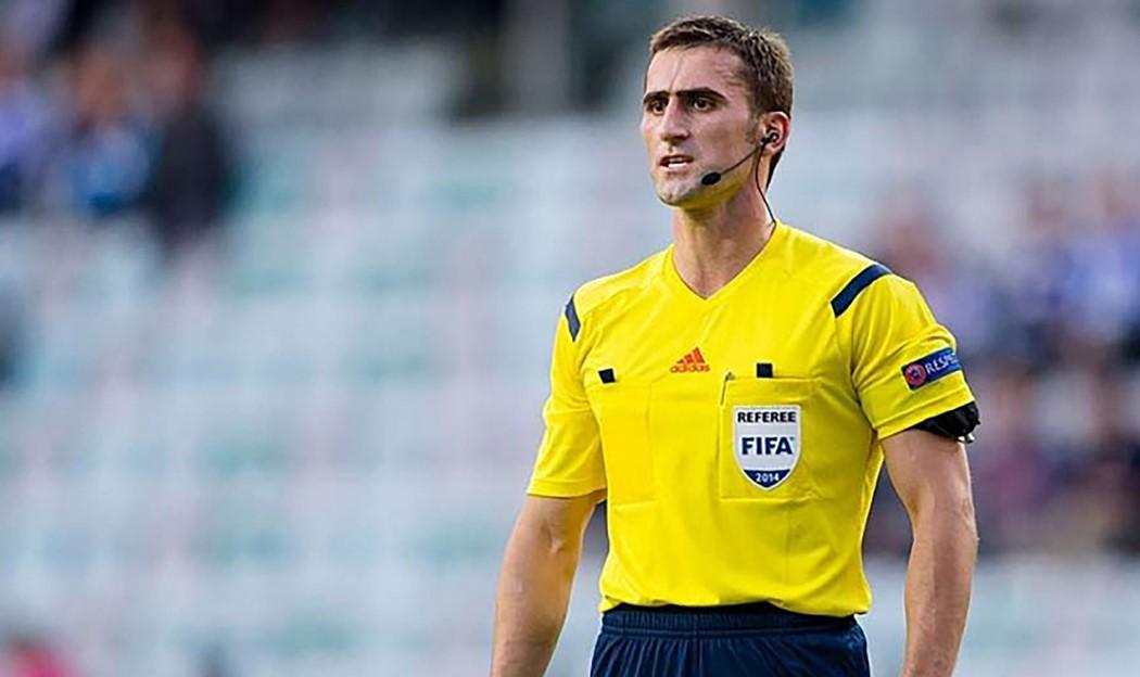 Dabanović sudi duel Lige Evrope