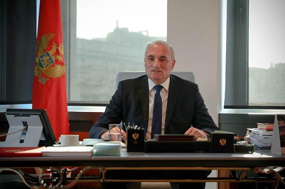 Milošević: Spustiti tenzije i promovisati pozitivne odnose između Crne Gore i Srbije