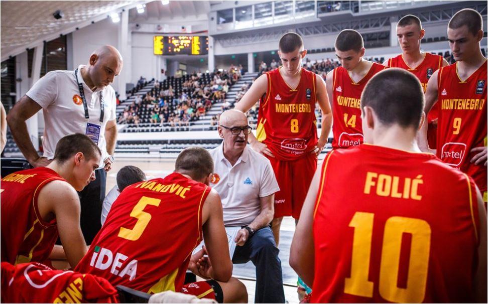 Kadeti u četvrtfinalu Evropskog prvenstva B divizije
