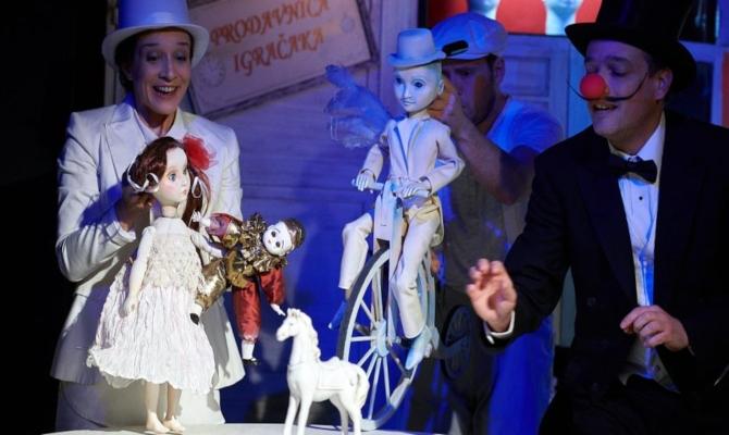 """''Prodavnica igračaka'' danas na festivalu """"Zlatna iskra"""" u Kragujevcu"""
