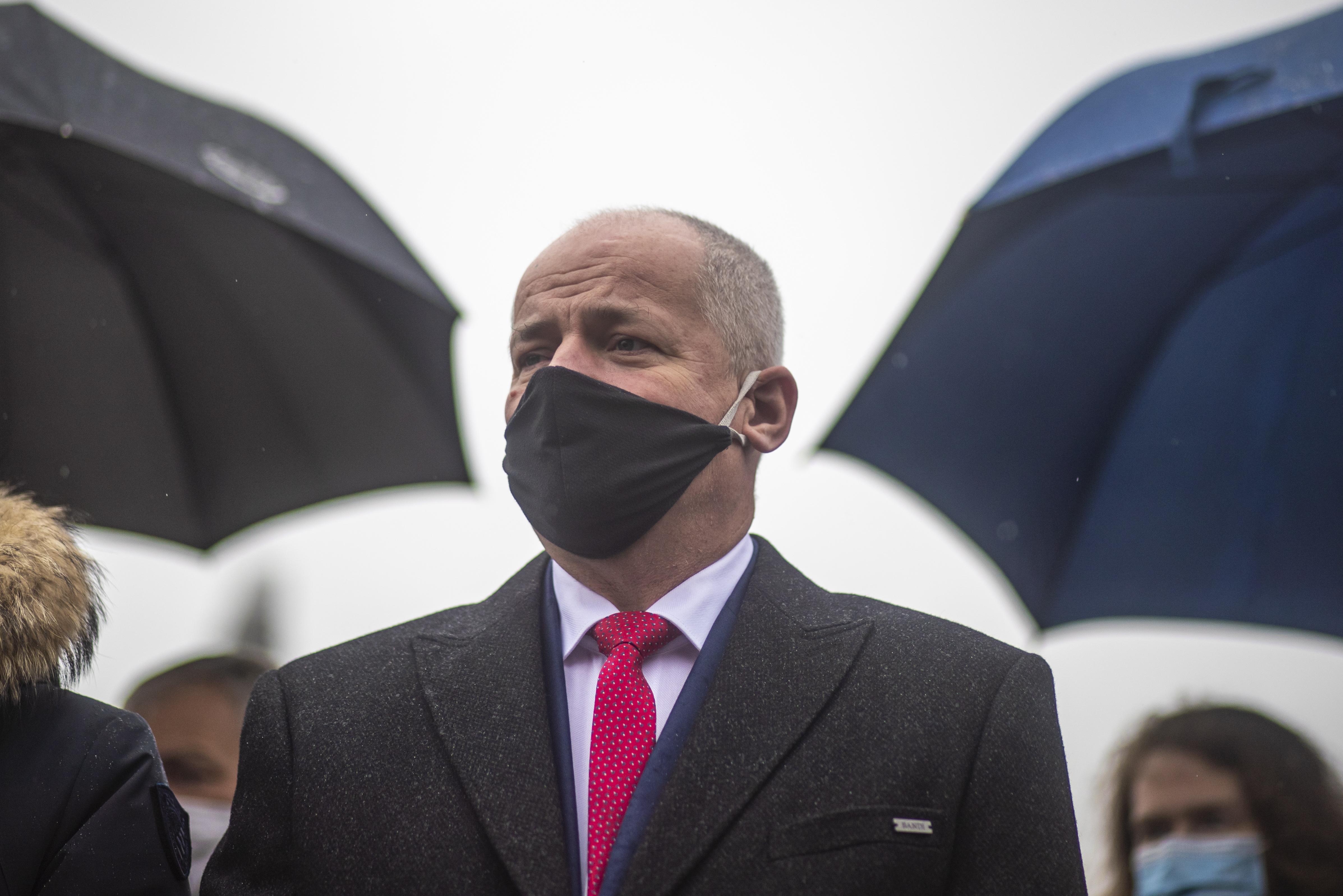 Češki ministar zdravlja uhvaćen u kršenju mjera