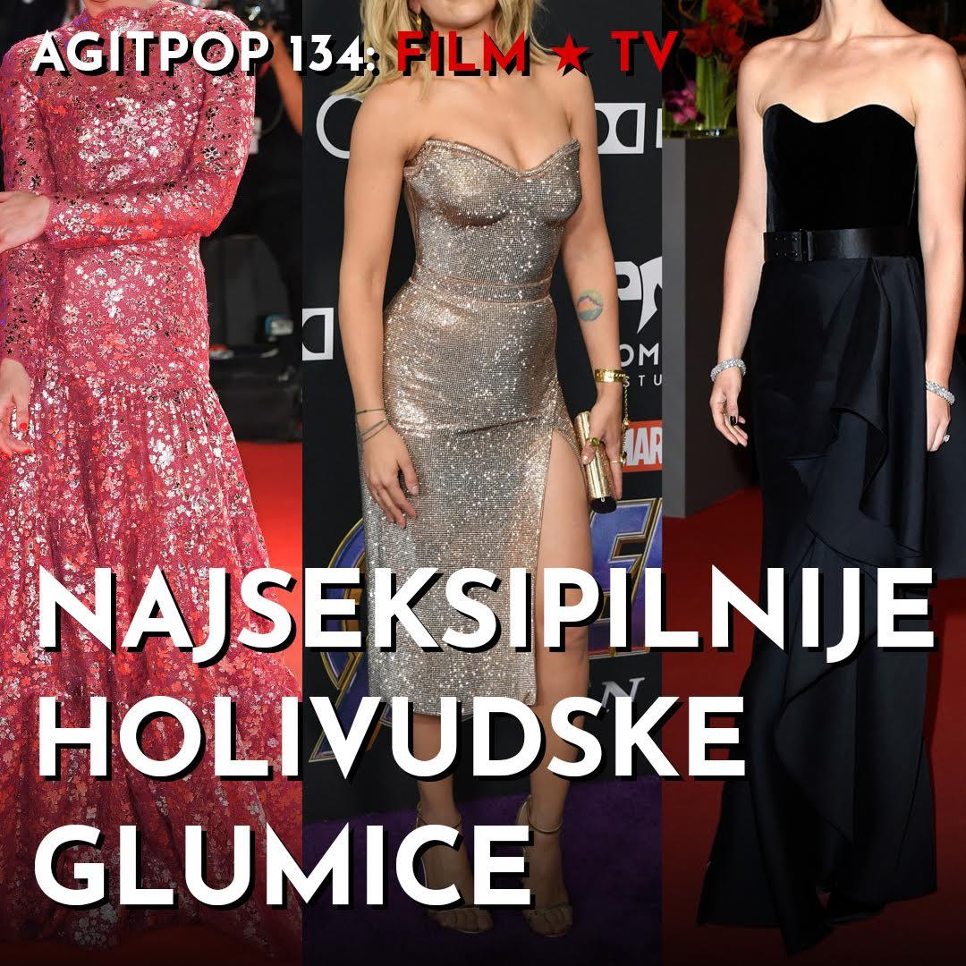 AgitPop: Najseksipilnije holivudske glumice