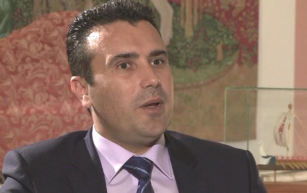 """Italijanski mediji:Zoran Zaev podnio ostavku! Izvor Antene M: """"U ovom trenutku to nije tačno"""""""