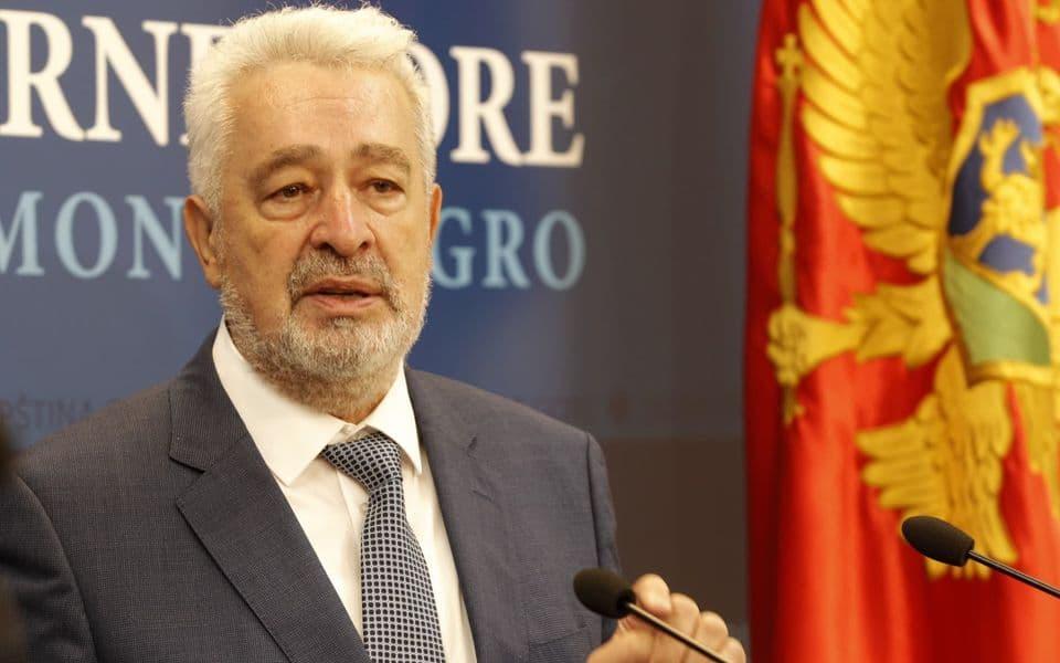 Krivokapić najavio raspuštanje NKT i novu strategiju