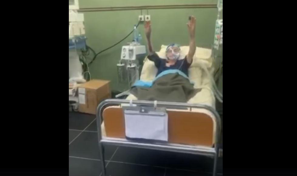 Vazda pjevali! Snimak iz beranske bolnice hit na društvenim mrežama