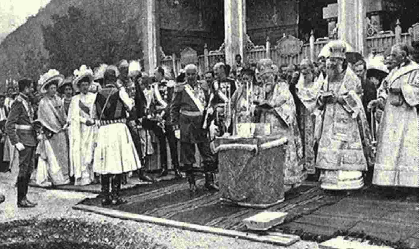 """Prije 150 godina """"zastupnici naroda crnogorskog"""" potvrdili: IMOVINA CRKVE OSTAJE SVOJINA DRŽAVE (1)"""