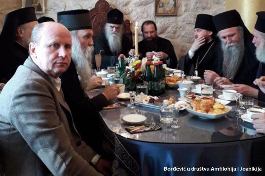 Srbi se međusobno optužuju: Ko sa Milom pravi raskol u SPC?