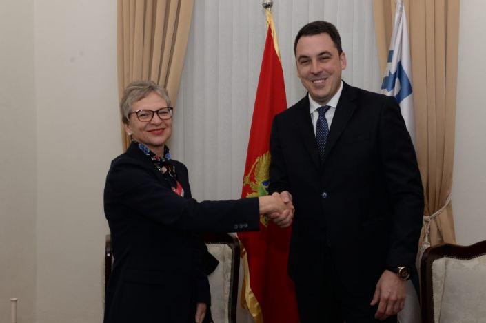"""""""Glavni grad i EBRD nastavljaju uspješnu saradnju"""""""