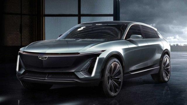 Pogledajte kako izgleda prvi Cadillac na struju