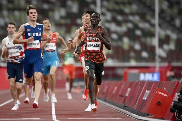 Kipsang oborio olimpijski rekord