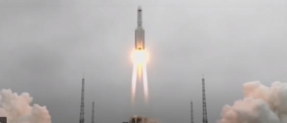 Izgubljena kineska raketa uskoro pada na zemlju, evo gdje bi mogla da se sruši