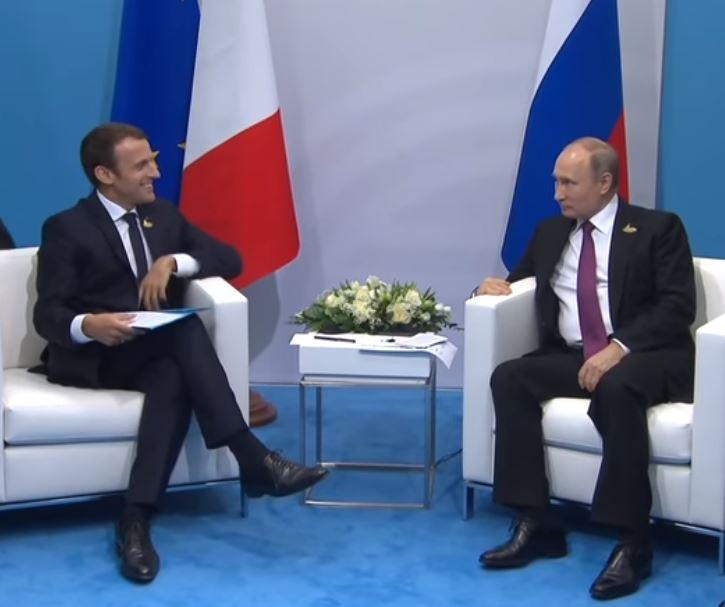 Ruski predsjednik uskoro u Parizu