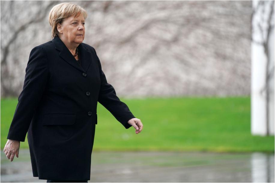 Merkel: Rekla sam da se neću miješati...