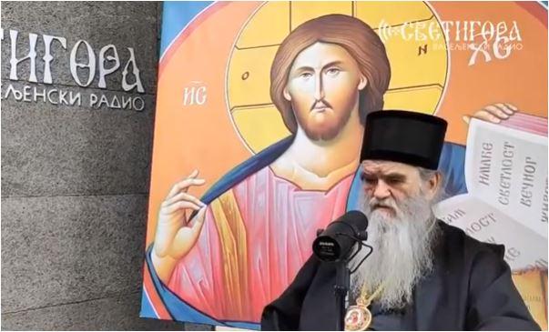 Amfilohije: Hramovi i manastiri pripadaju Crnoj Gori, to niko nije doveo u pitanje