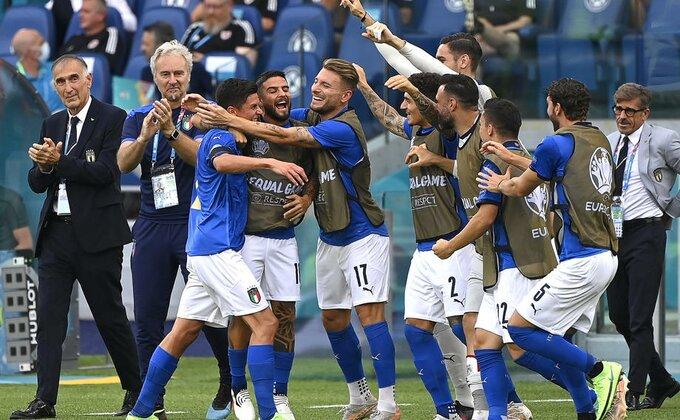 Italija minimalcem do treće pobjede, Švajcarska se još nada