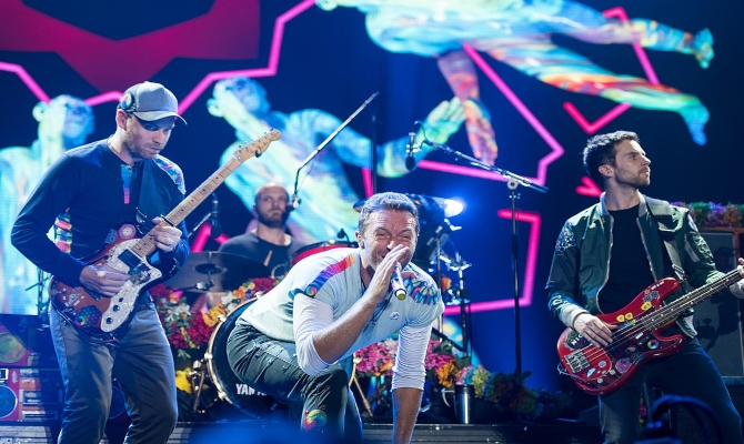 Coldplay otkazao turneju