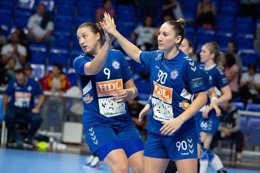 Budućnost protiv Bresta nastavlja Ligu šampiona