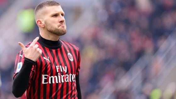 Rebić ponovo junak Milana