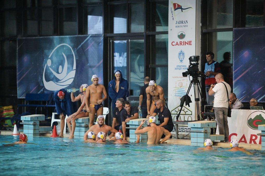 Težak izazov pred Novljanima: Jadran dočekuje Solnok