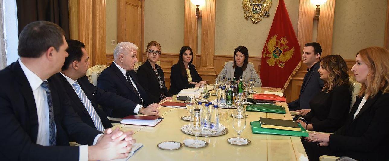 Savez za Evropu: Marković i Uljarević saglasni da je potreban savez za Crnu Goru i Evropu