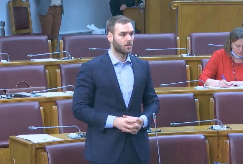 Rakočević: Nedopustivo puštanje na slobodu Luke Vojvodića