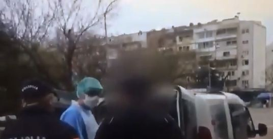 Policija objavila snimak privođenja Medojevića u karantin