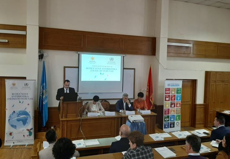 Visoka potrošnja antibiotika u Crnoj Gori