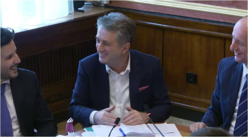 Malo smijeha na Odboru - Nuhodžić: Milane pustićeš me malo duže; Knežević: Kako ne, posebno kad pomeneš omiljenu riječ Krivokapića