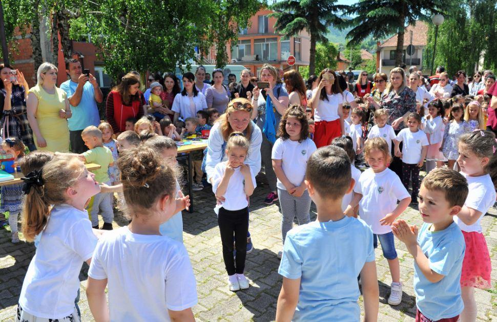 Obuhvat djece predškolskim obrazovanjem u Plavu oko 80 odsto