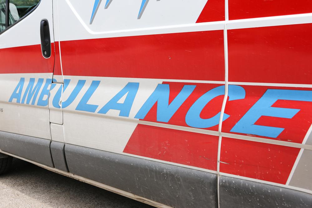 Saobraćajna nezgoda u Baru: Jedna osoba povrijeđena
