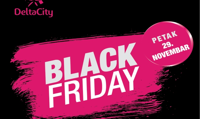 Novembarski šoping ''Black Friday'' u Delti