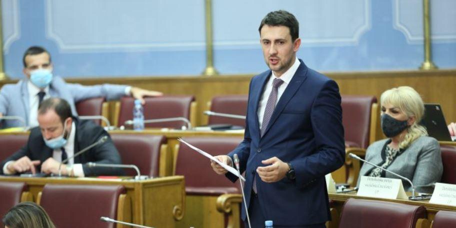 Smailović: Vlada predloženim kapitalnim budžetom zaustavlja razvoj Bijelog Polja