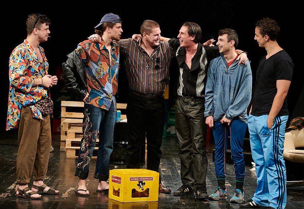 U Kraljevskom pozorištu premijerno izvedena predstava Balkan boys