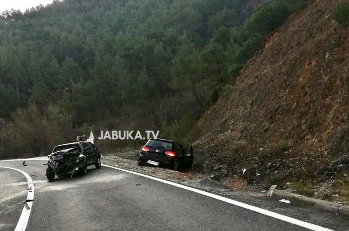 Težak udes kod Mostara, tri osobe povrijeđene
