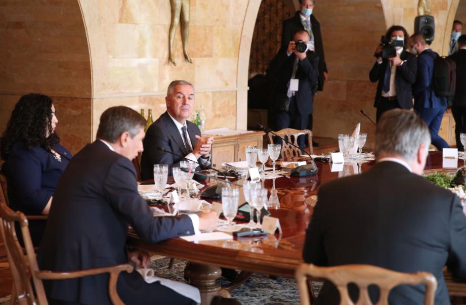 Đukanović: Prihvaćen prijedlog da se u procesu evropske integracije i dalje vrednuje napredak svake od zemalja pojedinačno
