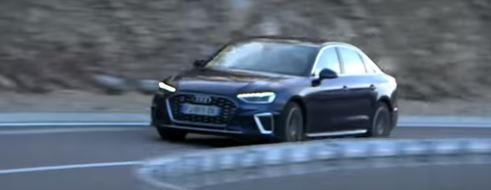 Testiran u CG: Pogledajte kako moćni Audi S4 TDI gazi serpentinama